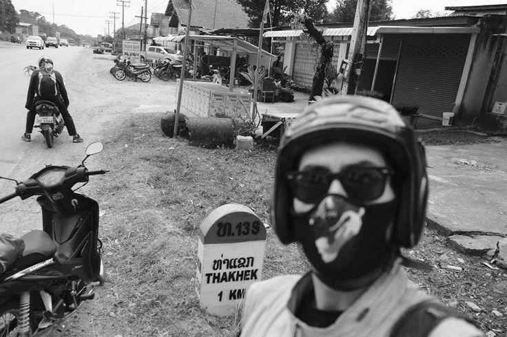 End of the Thakhek Loop #Laos #nomadephoto #travel #voyage #Asia #Asie #instagood #instadaily #FujiXT2 #travelphotographer #blackandwhite #moto