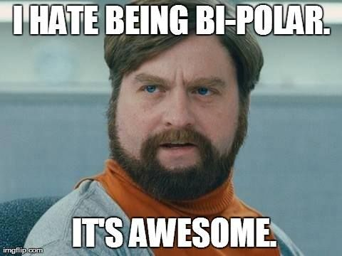 60 Hilarious Zach Galifianakis Memes [Gallery] : The Lion's Den University