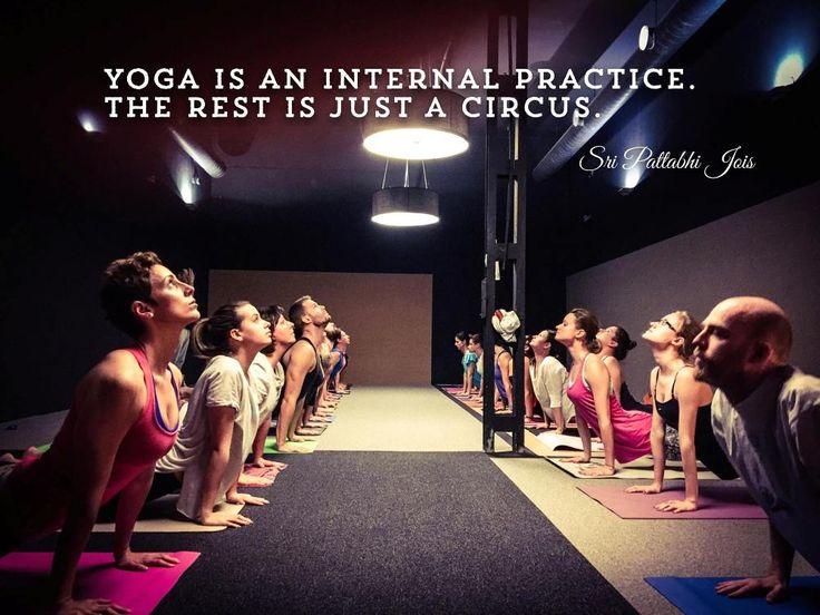 Ako cvičiť doma jogu, alebo čo to je Mysore? - KAMzaKRÁSOU.sk