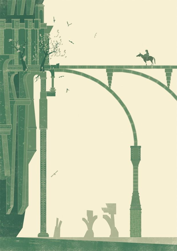 Illustration by James Gilleard.