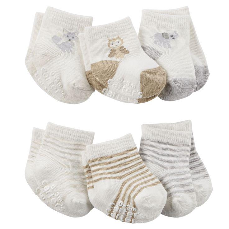 Baby Neutral Socks | Carters.com