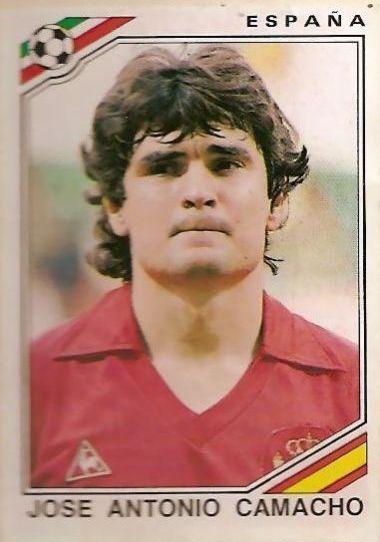 Camacho - Real Madrid http://es.wikipedia.org/wiki/Jos%C3%A9_Antonio_Camacho