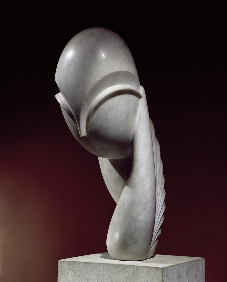 Constantin Brancusi – Mademoiselle Pogany III - 1933