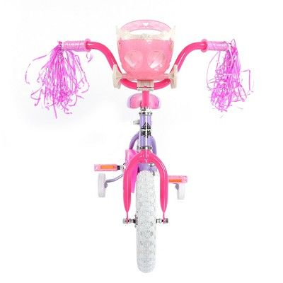 Huffy Disney Princess Cruiser Bike 12 - Purple