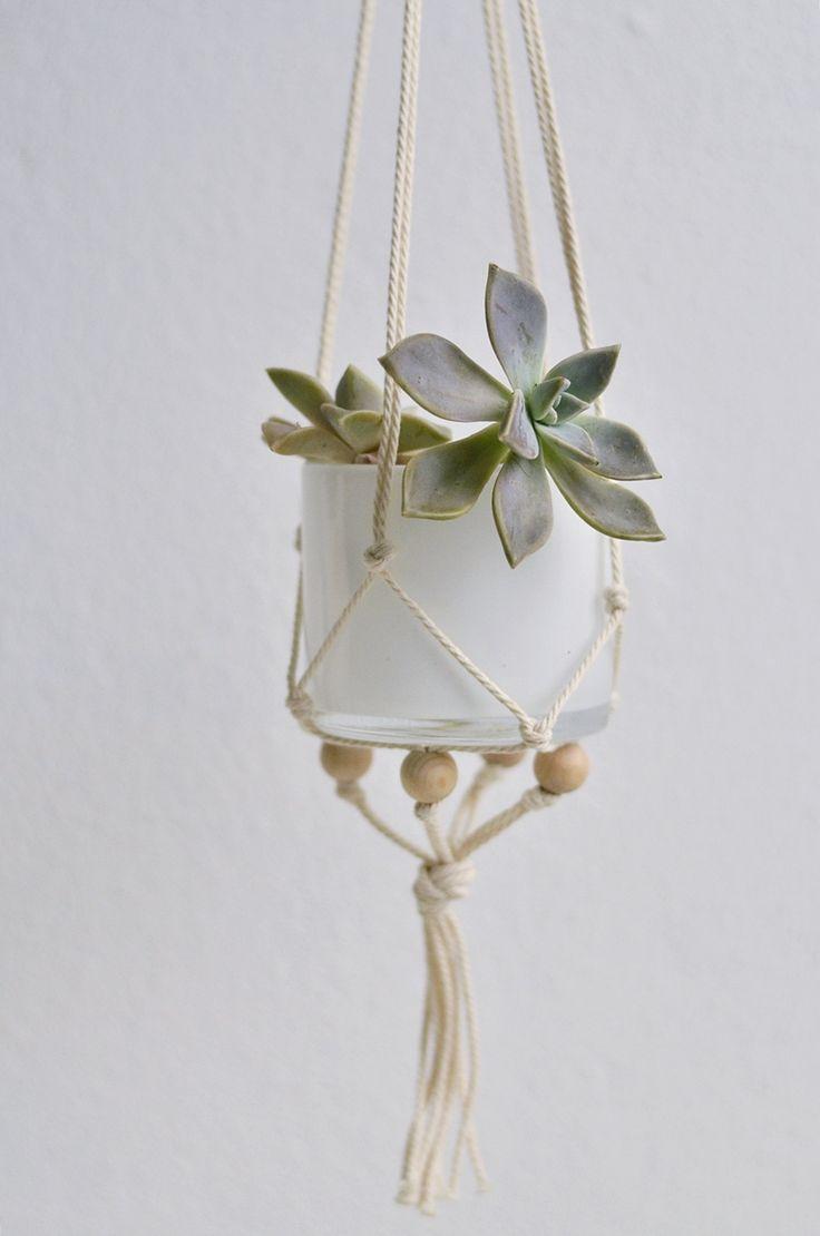 17 best images about plants indoor hanging diy pots on pinterest macrame plant pots and. Black Bedroom Furniture Sets. Home Design Ideas