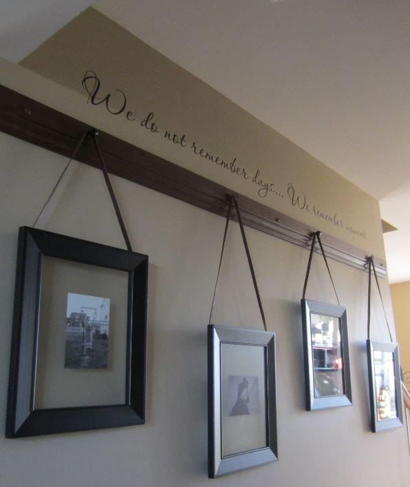 Picture Rail Painting Ideas: 9 Best Images About Molding Pics On Pinterest