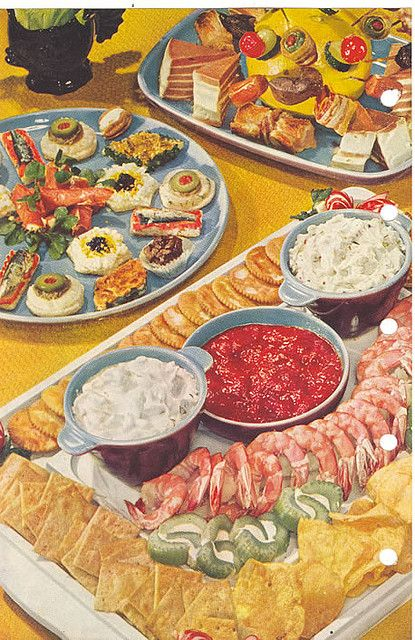 i m having a love affair with retro food and cooking art it helps that im pretty keen on retro re - Buffet Retro Cuisine