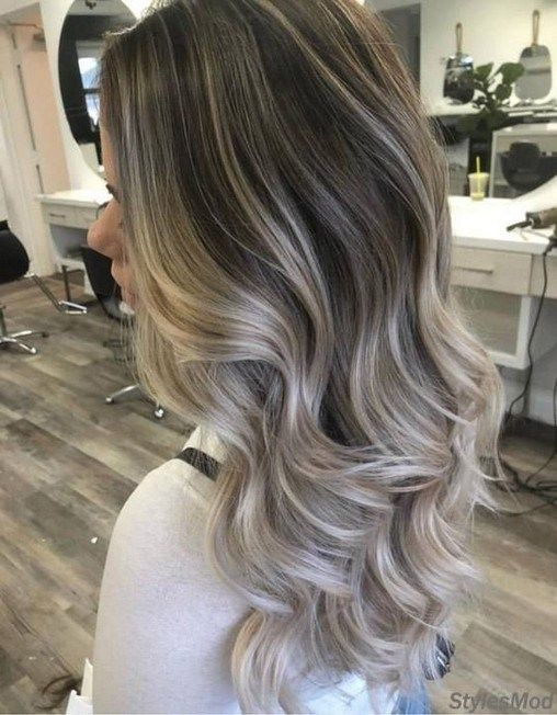 Hair Color Ideas 2020 Ash 42+ Balayage Hair Color Ideas for Brunettes in 2019 2020 | Beauty