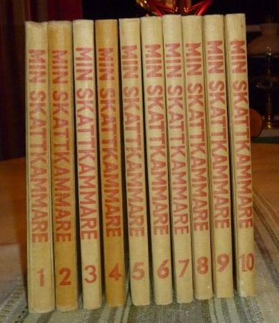 Böckerna Min skattkammare