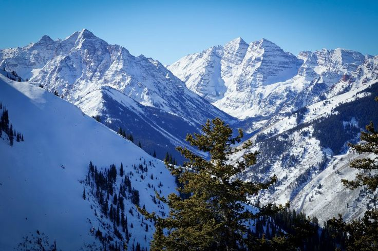"""Aspen Snowmass, CO. """"A place where the beer flows like wine. Where beautiful women instinctively flock like the salmon of Capistrano. I'm talking about a little place called Aspen."""" It's all true. Need a little ritz, glamour and 14,000 peaks in your life, head to Aspen"""