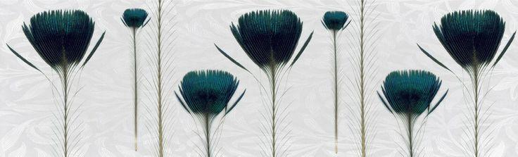 INKTTPP1401 pluma de pavo - inchiostro bianco