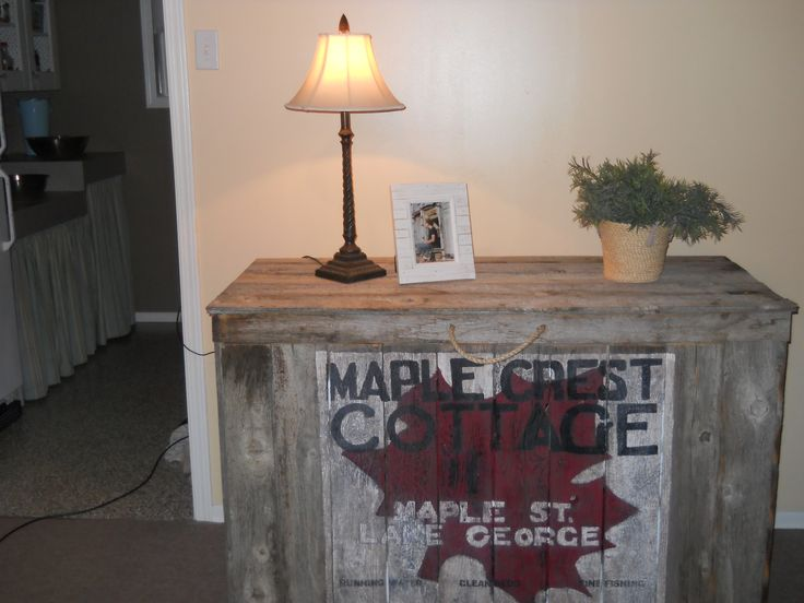 My Chest Freezer In Disguise Basement Farm Apartment