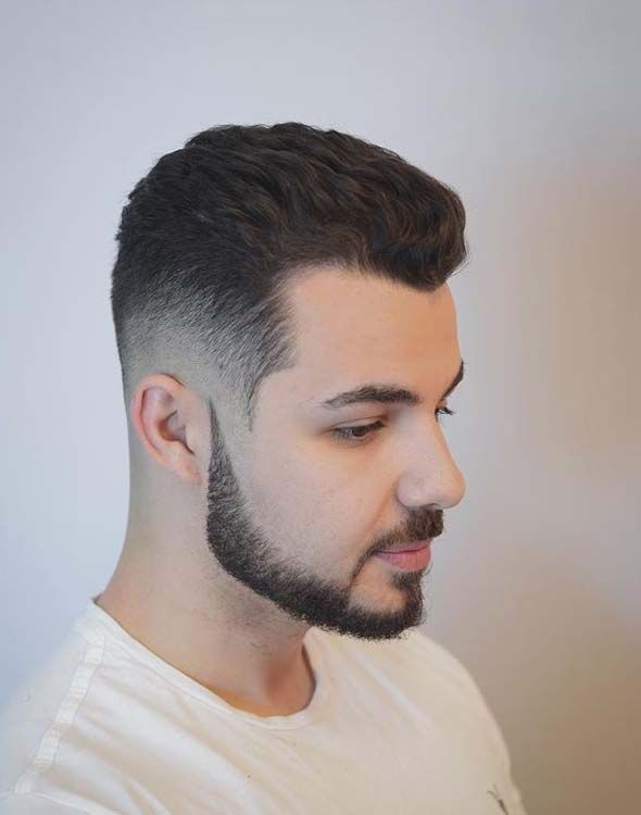 Simple, Regular, Clean Cut Haircuts for Men