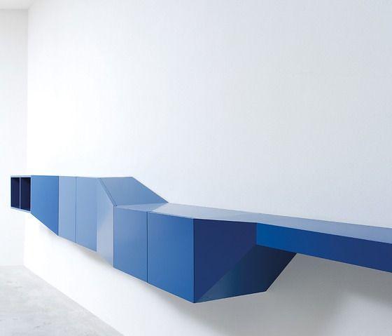 Claesson Koivisto Rune Hillside Shelf. Futuristische MöbelFuturistischen ...