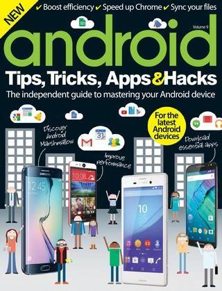 Android tips tricks apps hacks volume 9 2015