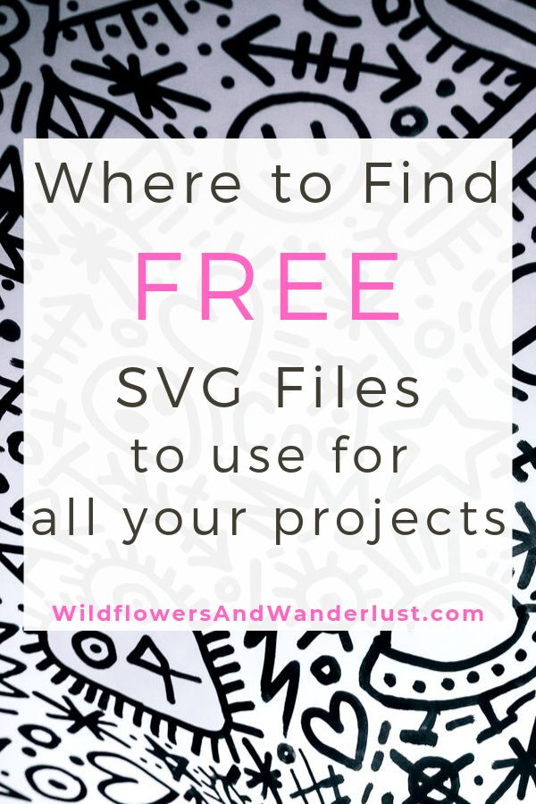 Download Free SVG Files and Where to Find Them (With images ...