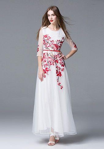 b781d1e0216 9 Schöne Designs der Frühling Kleider für Frauen in 2019  Kleider ...