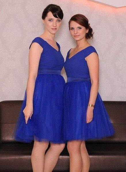 Sukienka tiulowa - MatMari - Suknie wieczorowe