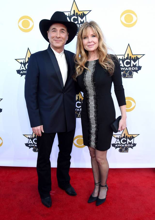 Image from for Is clint black and lisa hartman still married