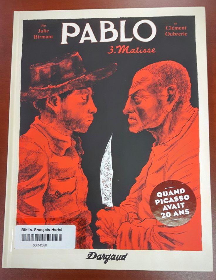 Pablo. 3, Matisse (BD PABL Mat v.3)