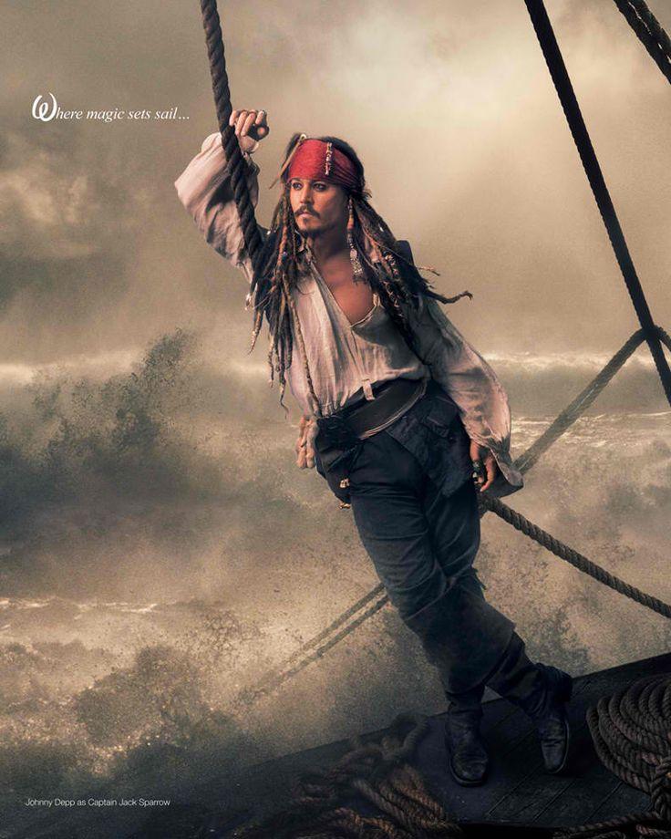 oh Jack Sparrow....