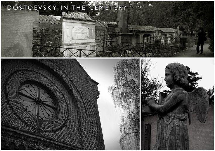 Copenhagen's popular cemetery.