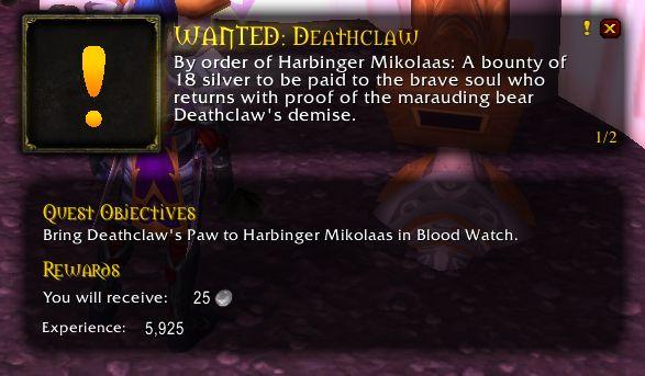 Inflation is wrecking Bloodmyst Isle #worldofwarcraft #blizzard #Hearthstone #wow #Warcraft #BlizzardCS #gaming