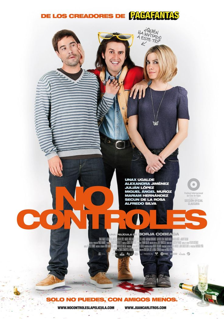 Spanish Comedy about friendship and love in a new year's night.