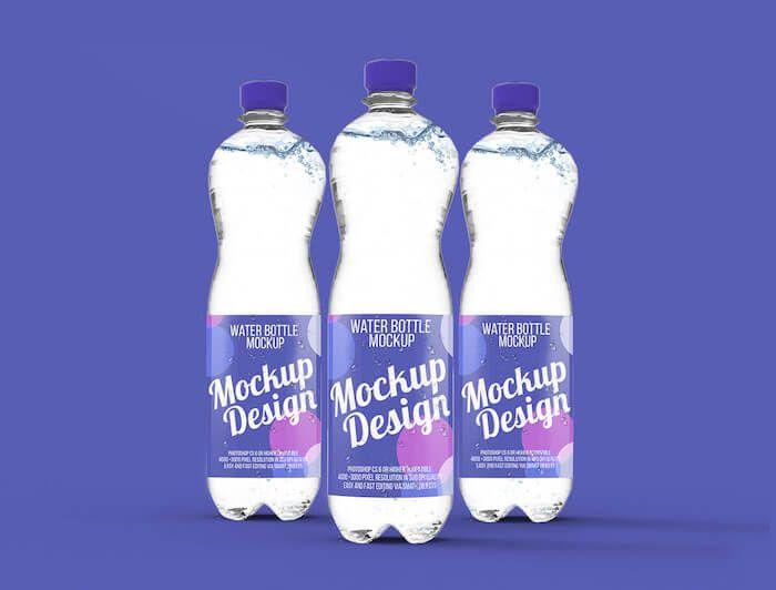 Download Free Water Bottle Mock Bottle Mockup Water Bottle Free Bottle