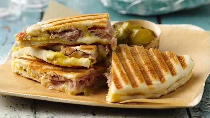 Sandwiches, Cuban Sandwiches, Recipe Ideas, Pressed Cuban, Dinner