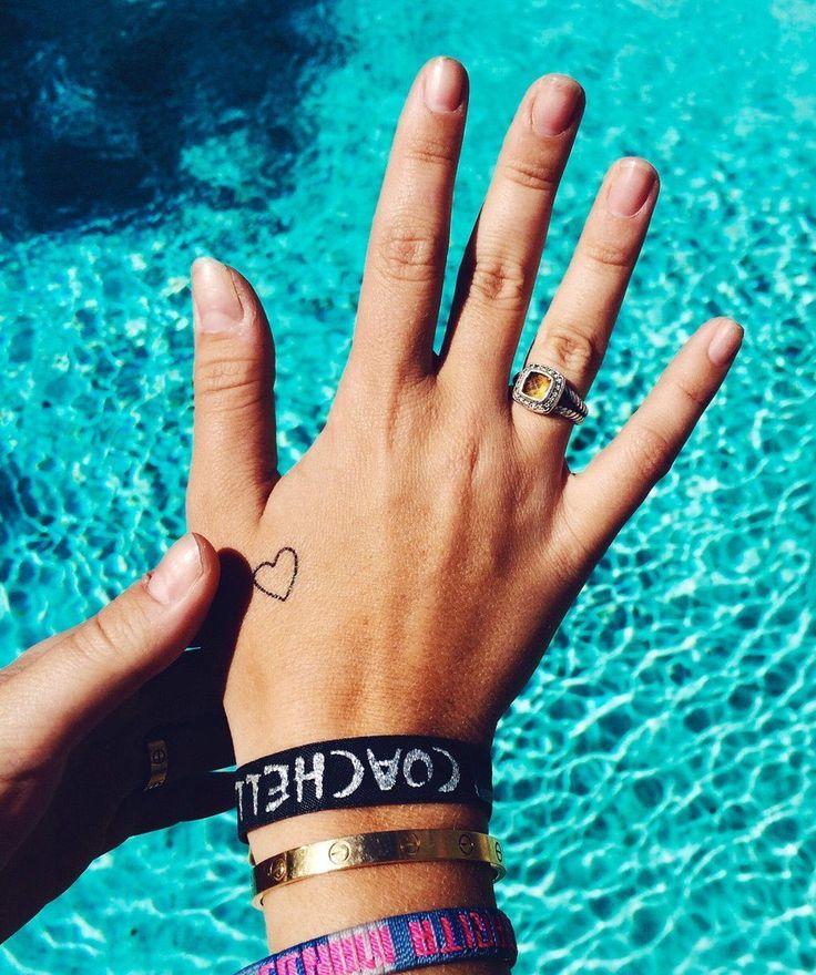 Mini Temporary Tattoos