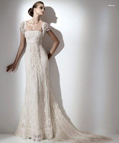 Romantic Elie Saab Bridal Gown 2010