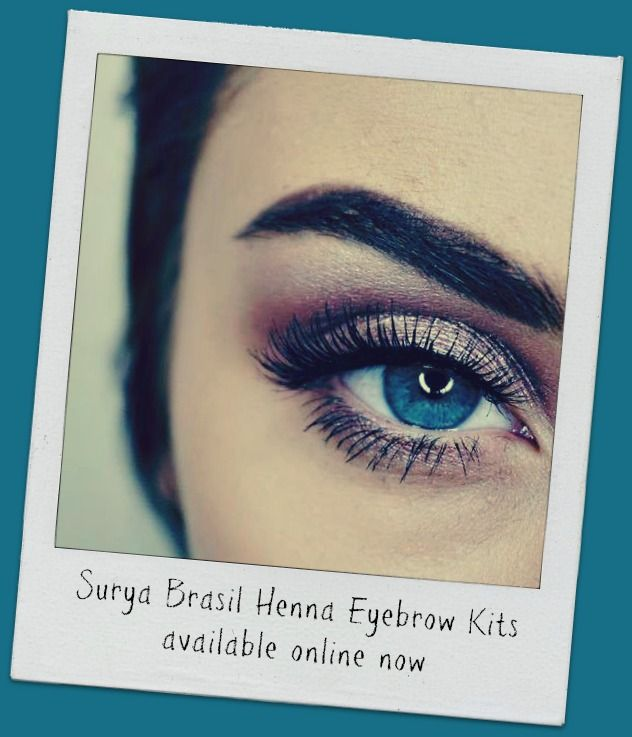Looking for natural eyebrows? Surya Brasil's Eyebrow Kit is made with natural extracts. Up to 25 applications #vegan