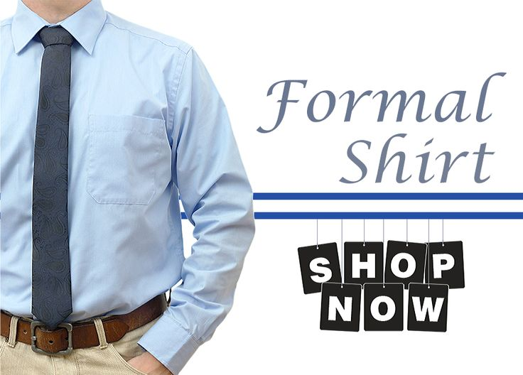 As Men become more interested in Fashion, ‪#‎FormalShirts‬ are becoming more prevalent and popular. Here is a huge variety of Formal Shirts which compliments your professional life. Click to Get More : http://hytrend.com/men/clothing/formal-shirts.html