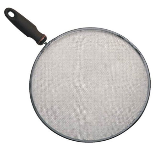 Norpro 13-inch/33-centimeter D Nonstick Bacon Grease Splatter Screen Seieve/Strainer