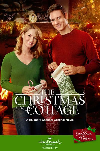 The Christmas Cottage (2017) Steve Lund & Merritt Patterson star as the former high school sweethearts who find their feelings being rekindled after spending a night in Christmas Cottage