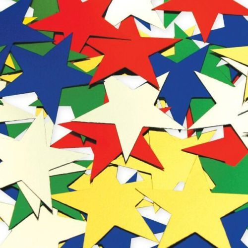 Foil Board Stars - Pack of 10 - - - FREE DELIVERY ACROSS AUSTRALIA