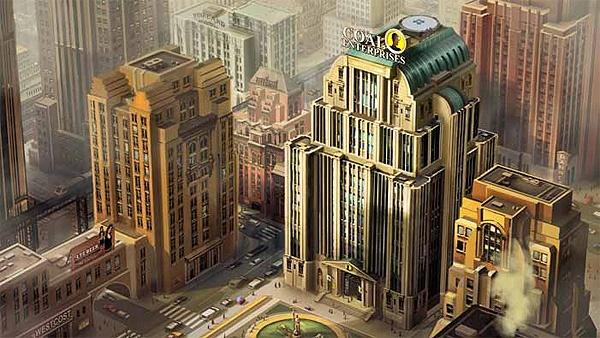 SimCity 5 Concept Art