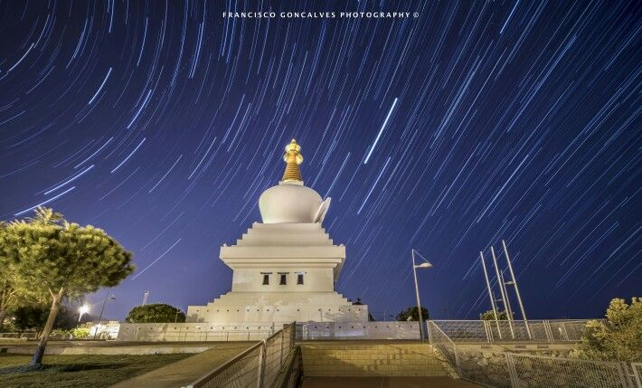 stupa Budista Benalmadena