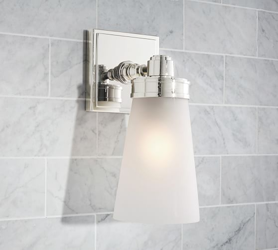 58 best bath sconces in silver chrome nickle steel images on pearson sconce single set of chrome finish mozeypictures Image collections