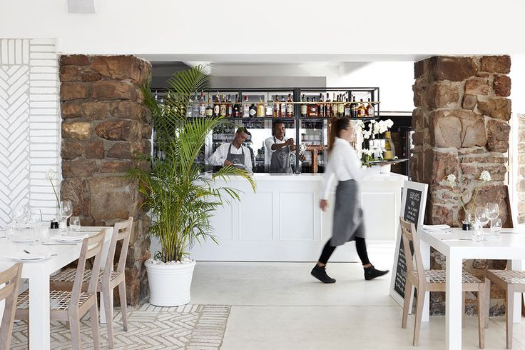 Harbour House Constantia Nek - Fresh makeover for one of Cape Town's oldest restaurants - Featuring Cemcrete floors