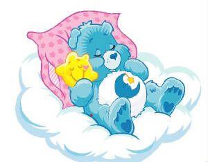 sleepy carebear | Spiderpaws Care Bears - Bedtime Bear ...