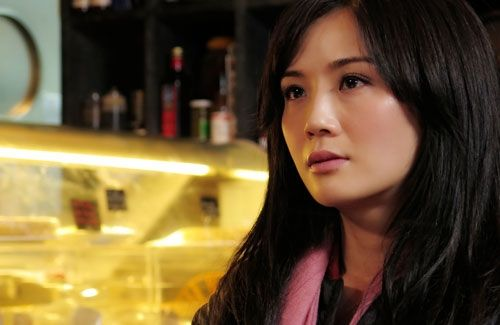 """Charlene Choi's daring performance as a teenage prostitute in """"Sara"""" is helping her win multiple Best Actress nominations."""