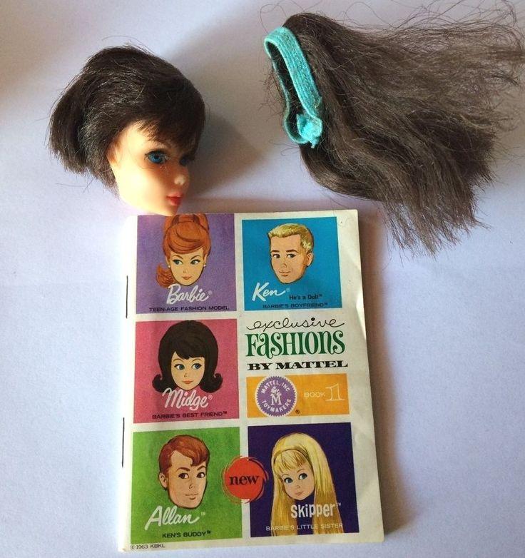Vintage Barbie Set 4042 - Vintage Hair Fair Barbie  | eBay
