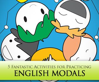 Can you? Could you? Would you? Should you? If you are asking about modals in the ESL classroom, the answer is yes. You should review these unique verb combinations with your students, and yo