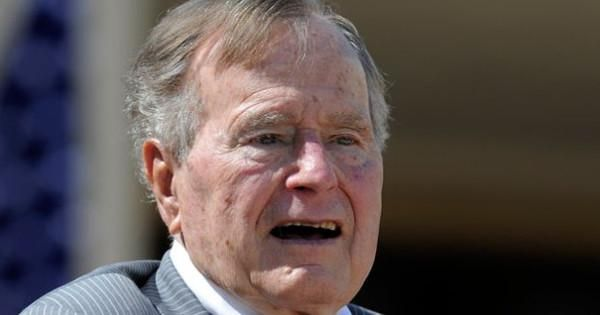 GEORGE BUSH SR. ON UFO DISCLOSURE: AMERICANS CAN'T HANDLE THE TRUTH. Joined by his father George H. W. Bush and his brother George W. Bush during Jeb Bushs latest fundraiser in Orlando this week, George Bush Sr left ...