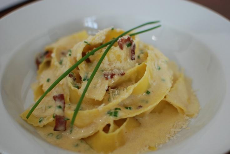 Simply So Good: Pasta Carbonarra