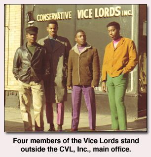 Chicago 1960s Gangs | from the 1960 s conservative vice lords homepage in the 1960s the ...