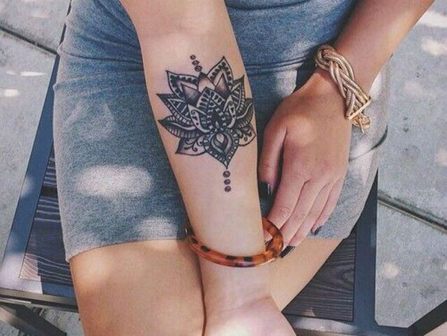 30  Incredible Indian Tattoo Designs – Many Different Types