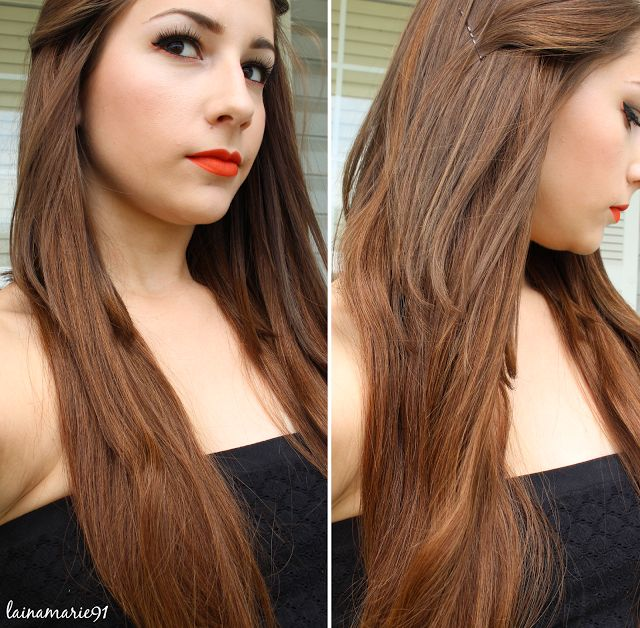Hair Secrets Hair Extensions Review - It Was All A Dream